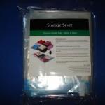 Storage Vacuum Seal Bag.