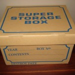 Packing boxes for sale Brisbane - Archive box