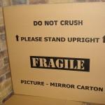 Picture Box/ Mirror Carton