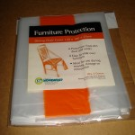 Furniture Protection Bags. Furniture Covers