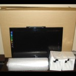 TV Box LCD / Plasma Packing Boxes For Sale Brisbane