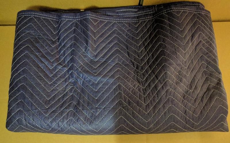 Removalist Pad Blanket