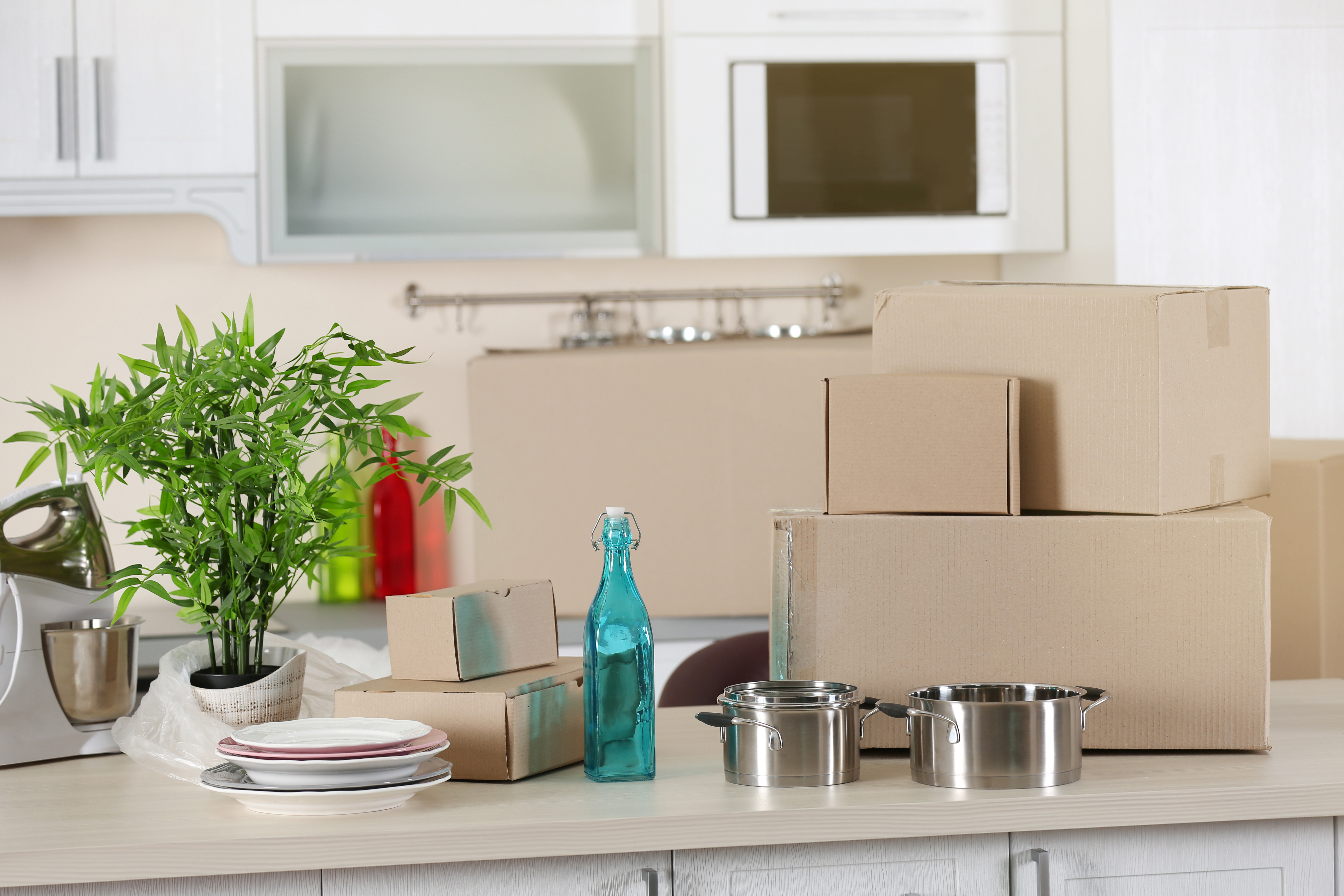 Tips Packing Your kitchen For Moving