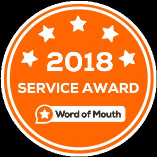 WOMO Service Award
